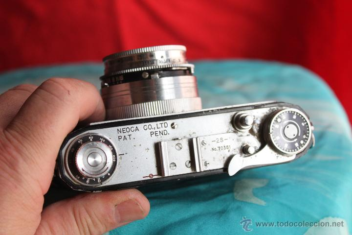 Cámara de fotos: Cámara Neoca (Objetivo Neokor 45mm F:3,5) - Foto 2 - 49452028