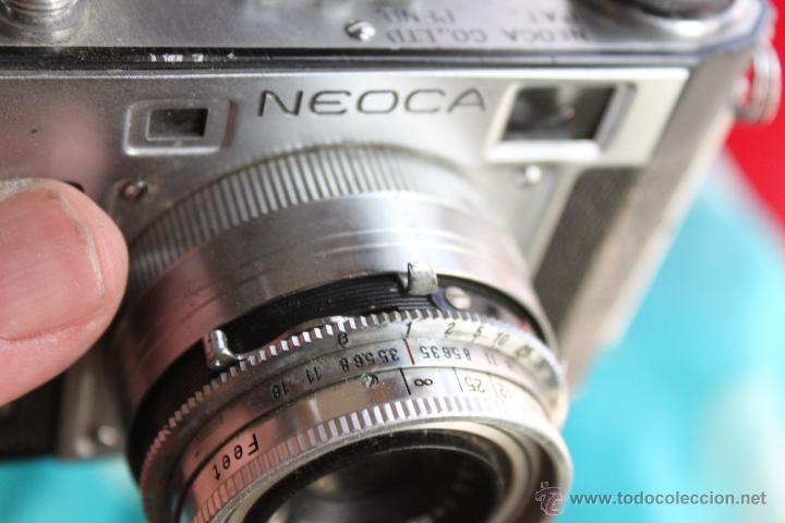 Cámara de fotos: Cámara Neoca (Objetivo Neokor 45mm F:3,5) - Foto 6 - 49452028