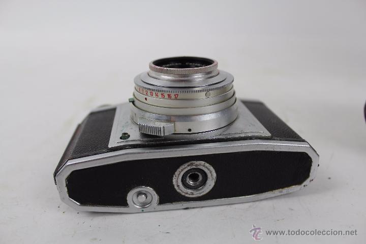 Cámara de fotos: CAMARA BRUMAN NORNMBERG SUPER COLORETTE. COMPUR RAPID 1:2.8 F 45 MM, - Foto 6 - 49572219