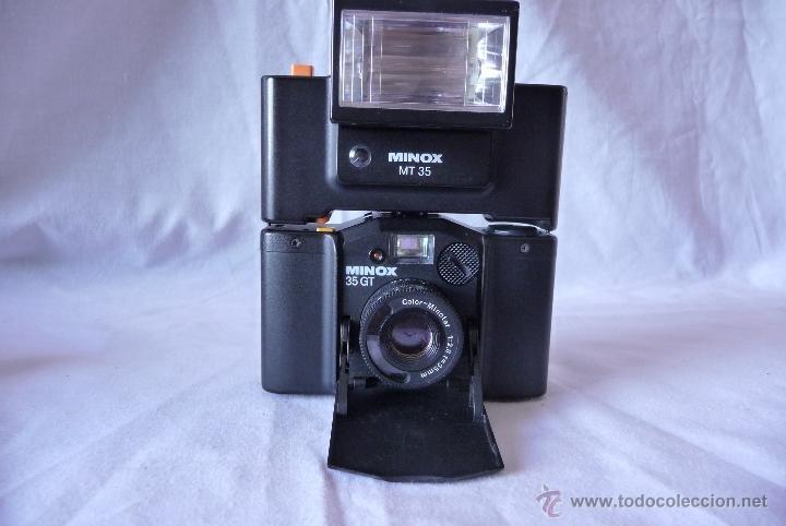 Cámara de fotos: camara minox 35 GT - Foto 2 - 49738561
