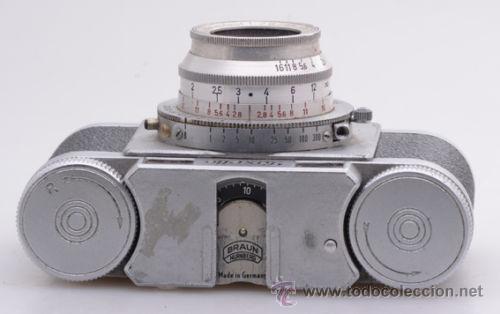 Cámara de fotos: Braun Paxette I - Foto 4 - 50231617