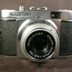 Cámara de fotos: VOIGTLANDER VITO B (1954). Lote 52501839