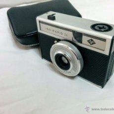 Cámara de fotos: CÁMARA DE FOTOS AGFA ISO RAPID IC. Lote 50439099