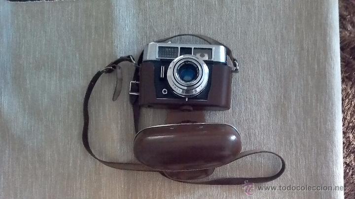 CÁMARA DE FOTOS VOIGHÄNDER PRONTOR 500 LK (Cámaras Fotográficas - Clásicas (no réflex))