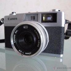 Cámara de fotos - Canon Canonet 28 con funda e instrucciones - 50772929
