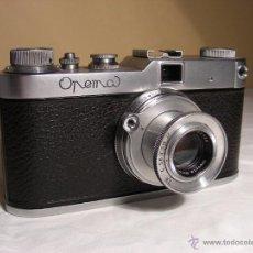 Cámara de fotos: MEOPTA OPEMA TELEMÉTRICA TIPO LEICA DE 1950. Lote 50909968