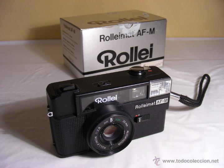 ROLLEIMAT AF-M DE 1981 (Cámaras Fotográficas - Clásicas (no réflex))