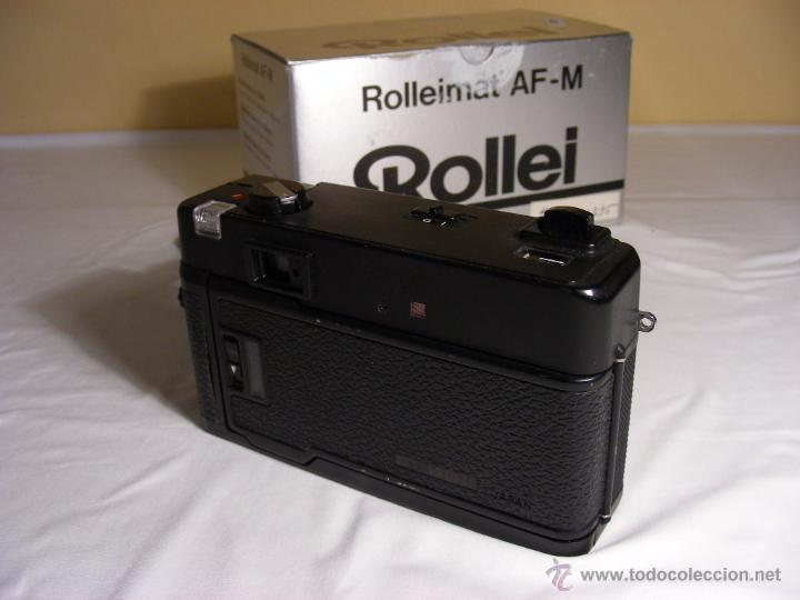 Cámara de fotos: Rolleimat AF-M de 1981 - Foto 2 - 51014260
