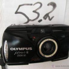 Cámara de fotos: CAMARA OLYMPUS. Lote 51029501