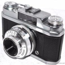 Cámara de fotos: CALIDAD Y RAREZA O.P.L. FOCA SPORT IB..CAMARA ANTIGUA 35 MM..FRANCIA1959..MUY BUEN ESTADO..FUNCIONA. Lote 51109831