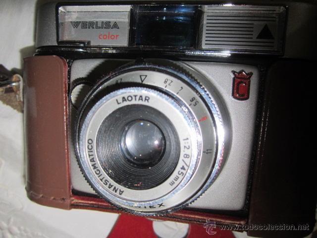 Cámara de fotos: Cámara de fotos Werlisa color. - Foto 4 - 51192601