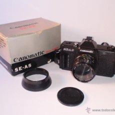 Cámara de fotos: CANOMATIC SE-AS. 35 MM. Lote 51239343