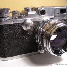 Cámara de fotos: CANON IVSB DE 1951 TIPO LEICA. Lote 51479996