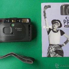 Cámara de fotos: CÁMARA DE FOTOS CANON PRIMA. CON INSTRUCCIONES EN ESPAÑOL.. Lote 51659674