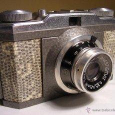 Cámara de fotos: MONTANUS TINA DE 1950. Lote 52032198