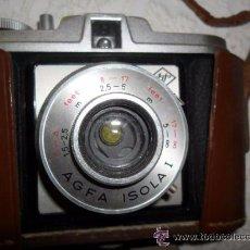 Cámara de fotos: AGFA ISOLA I - ANTIGUA CAMARA. Lote 52723689