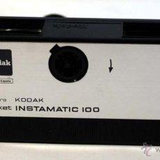 Cámara de fotos: KODAK POCKET INSTAMATIC 100.. Lote 52781370