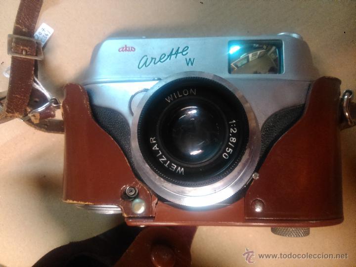 Cámara de fotos: Cámara de fotos Arette - Foto 3 - 52965805