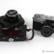 Cámara de fotos: CAMARA DE FOTOS PETRI 7. GREEN O-MATIC SYSTEM.. Lote 53299945