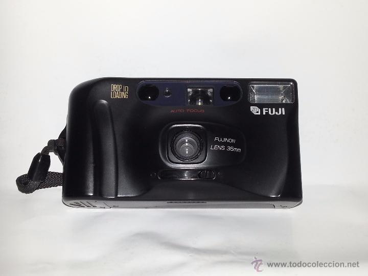 CÁMARA FUJI DL-80 DE 35 MM (Cámaras Fotográficas - Clásicas (no réflex))
