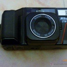Cámara de fotos: NIKON TW-AD. Lote 53651606