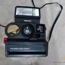 Cámara de fotos: POLAROID CAMERA MODELO POLATRONIC 5. Lote 53651746