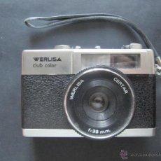 Cámara de fotos: CAMARA FOTOGRAFICA WERLISA. CLUB COLOR..CON TRES POSICIONES. . Lote 53694914