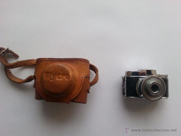 CAMARA DE FOTOS MYCRO III A (Cámaras Fotográficas - Clásicas (no réflex))