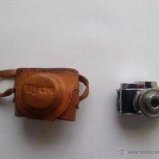 Cámara de fotos: CAMARA DE FOTOS MYCRO III A. Lote 53737122