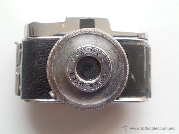 Cámara de fotos: CAMARA DE FOTOS MYCRO III A - Foto 2 - 53737122