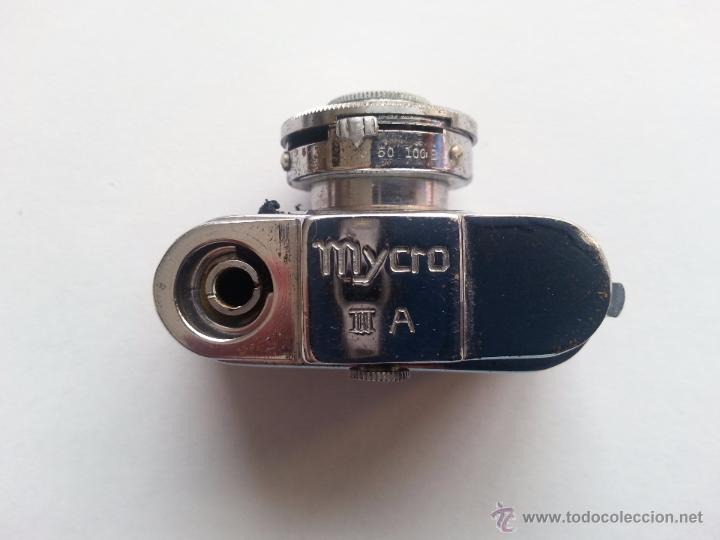 Cámara de fotos: CAMARA DE FOTOS MYCRO III A - Foto 3 - 53737122