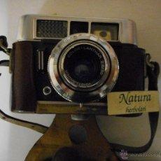 Cámara de fotos: CÁMARA FOTOGRÁFICA VOIGLANDER COLOR-LANTHAR 2.8/50 VITO CLR. Lote 54291632