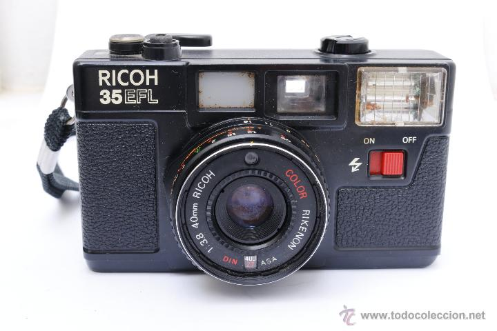 RICOH 35 EF L (Cámaras Fotográficas - Clásicas (no réflex))