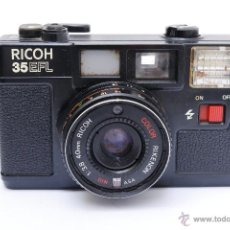 Cámara de fotos: RICOH 35 EF L. Lote 54303812