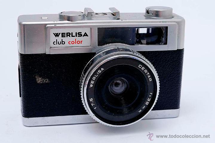 WERLISA CLUB COLOR (Cámaras Fotográficas - Clásicas (no réflex))