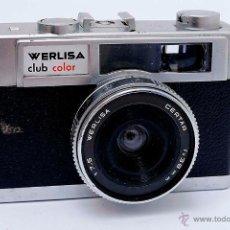 Cámara de fotos: WERLISA CLUB COLOR. Lote 54304021