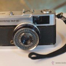 Cámara de fotos: OLIMPUS-TRIP-35. Lote 54631889