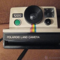 Cámara de fotos: CAMARA FOTOGRAFICA ANTIGUA POLAROID LAND 1000. Lote 54681720