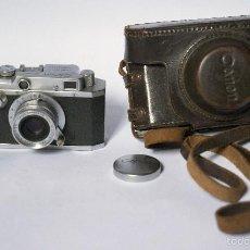 Cámara de fotos - Canon de telemetro S- II con funda - 55101213