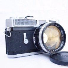 Cámara de fotos - Excepcional lote de cámara telemétrica - CANON 7 con OBJETIVO CANON lens 50mm 1:1.2 - 83407016
