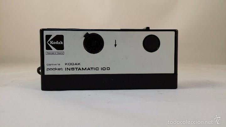 Cámara de fotos: Cámara de fotos analógica Kodak pocket INSTAMATIC 100 - Foto 2 - 55718914