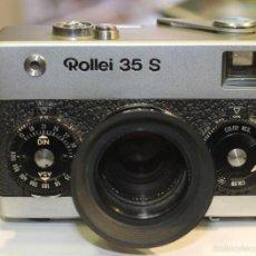 Cámara de fotos: ROLLEI 35-S. Lote 56554492