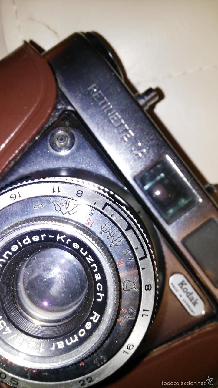 Cámara de fotos: CÁMARA DE FOTOS KODAK, RETINETTE IA - Foto 5 - 57368951