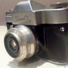 Cámara de fotos - Cámara de fotos rusa reflex Zenit 3M vintage soviética - 57562271