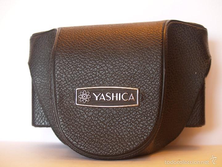 Cámara de fotos: YASHICA ELECTRO 35 / FUNCIONANDO Y EN EXCELENTE ESTADO / FUNDA ORIGINAL - Foto 9 - 146595376