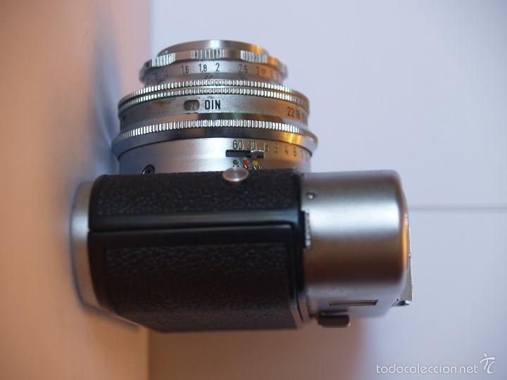 Cámara de fotos: VOIGTLANDER VITOMATIC I / EXCELENTE ESTADO Y FUNCIONANDO / FUNDA ORIGINAL - Foto 3 - 57610759