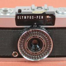 Cámara de fotos: CAMARA FOTOGRAFICA. OLYMPUS-PEN. MODELO EE-3. MADE IN JAPAN. 1973-1983. . Lote 57863985