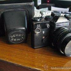 Cámara de fotos: MITICA CAMARA DE FOTOS ZENIT MODELO 11. Lote 57982922