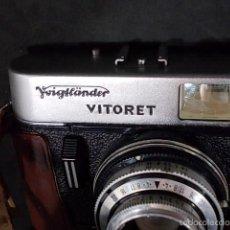 Cámara de fotos: CAMARA VOIGLANDER MODELO VITORET. Lote 57995188