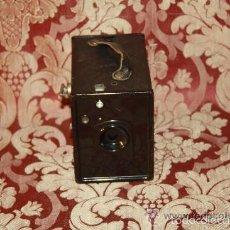 Cámara de fotos: MAQUINA FOTOGRAFICA AGFA MODELO BOX 44 PREISBOX PRINC S XX. . Lote 58249039